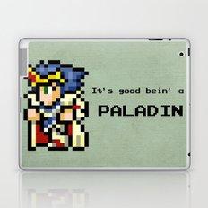 It's Good Bein' A Paladin Laptop & iPad Skin