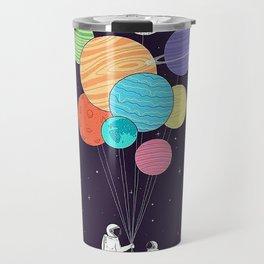Space Gift Travel Mug