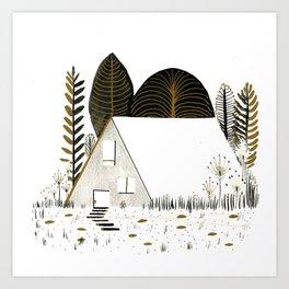 House I Art Print