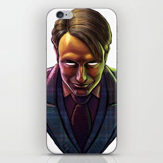 Famous Last Words iPhone & iPod Skin