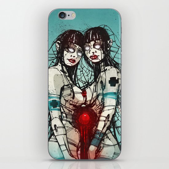 Nymph I: Exclusive Edition iPhone & iPod Skin