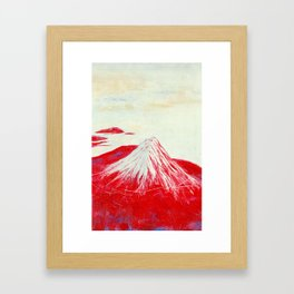 New air Framed Art Print