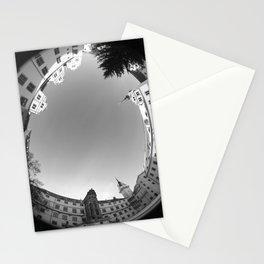 Schloss Hartenfels SW 8mm Rundblick Stationery Cards