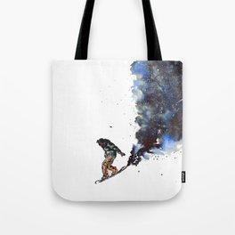 Face Forward Tote Bag