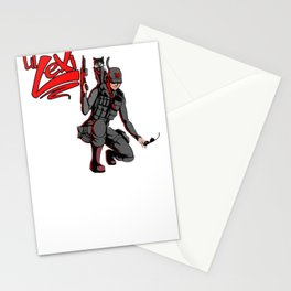 Lil Lexi Siege Stationery Cards