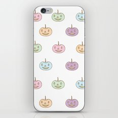 Jack o Lantern pastels  iPhone & iPod Skin