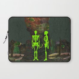 La Petite Mort, No. 4 Laptop Sleeve