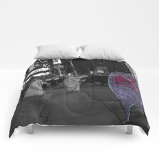 Unseen Monsters of New York - Guffaw Kismet Comforters