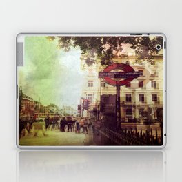 London Street Life Laptop & iPad Skin