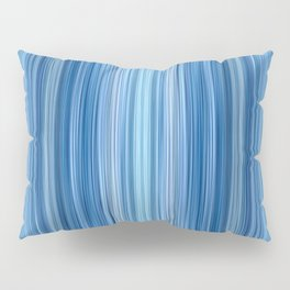 Ambient #1 in Blue Pillow Sham