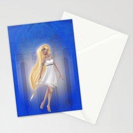 Greek Goddesses - Pandia Stationery Cards