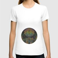 biology T-shirts featuring Tree of New Life by Klara Acel