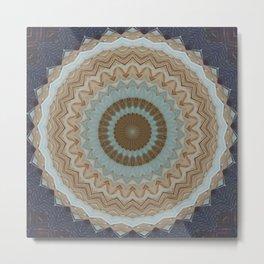 Some Other Mandala 541 Metal Print