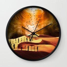 Soul Intervention Wall Clock