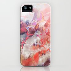 Coral sky Slim Case iPhone (5, 5s)