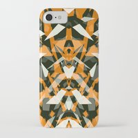 predator iPhone & iPod Cases featuring Predator by Ornaart
