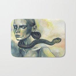 Snake Eyes Bath Mat