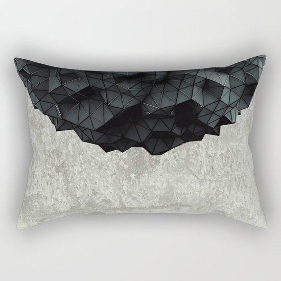 Waning Rectangular Pillow