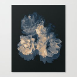 Bleeding Roses. Canvas Print