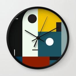 BAUHAUS AGE Wall Clock