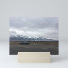 midwest sedan Mini Art Print
