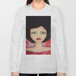 Bella SASS Girl - Cyndi - SASS = STRONG and SUPER SMART Long Sleeve T-shirt