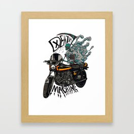 Z1R-TC 'Death Machine' Framed Art Print