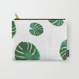 GREEN PATTERN Carry-All Pouch