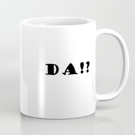 Monday Morning Coffee Mug