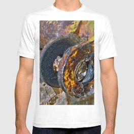 Metal Composition T-shirt