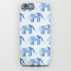 E is for Elephant  Slim Case iPhone 6s
