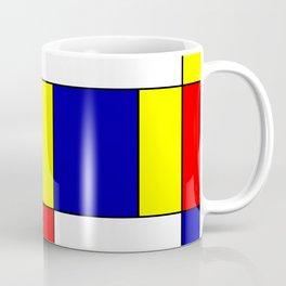 Mondrian #37 Coffee Mug