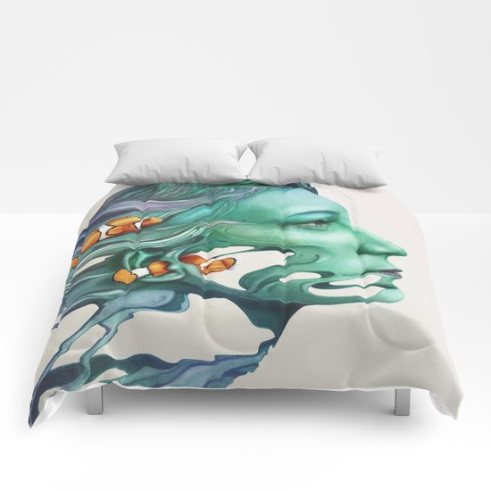 Actinodendron Plumosum Comforters