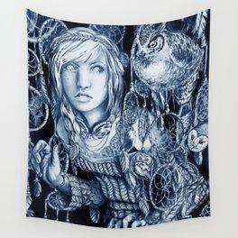 Spirited Awake Wall Tapestry