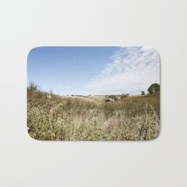 Iowa Countryside Bath Mat