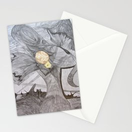 Pathways 10 Stationery Cards