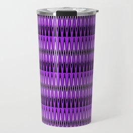 Stylish Chevron Dance Travel Mug