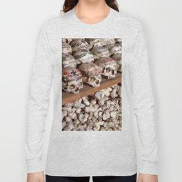 """Hallstatt, Austria Beinhaus """"Bone House"""" Long Sleeve T-shirt"""
