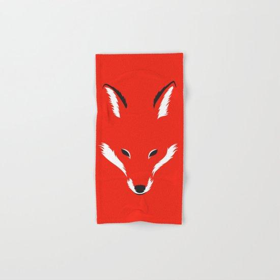 Foxy Shape Hand & Bath Towel