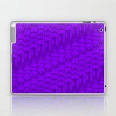 Video Game Controllers - Purple Laptop & iPad Skin