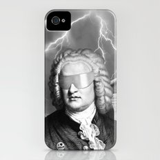 Bach To The Future (New Version) Slim Case iPhone (4, 4s)