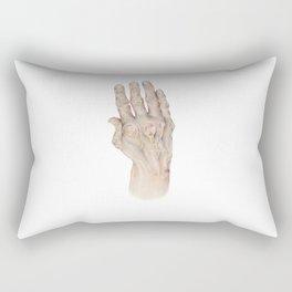 Arthritis Hands Rectangular Pillow