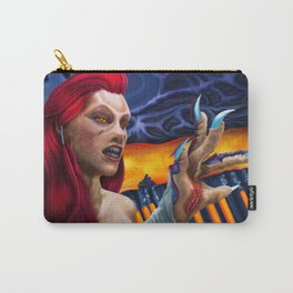 Wraith Queen Sally Carry-All Pouch