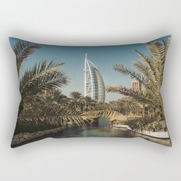 Burj Al Arab - Dubai Rectangular Pillow
