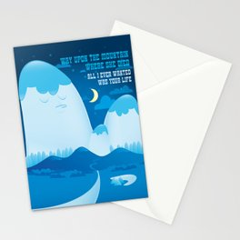 Dosed Stationery Cards