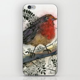 Just Be iPhone Skin