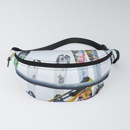 Ski All Day Fanny Pack