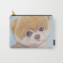 Cute puppy. Carry-All Pouch