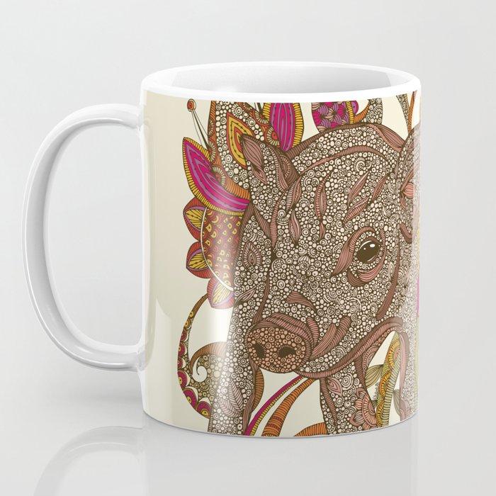 Paisley Piggy Coffee Mug