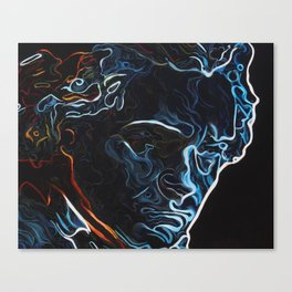 Fate's Knocking  Canvas Print